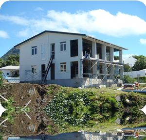 Мини гостиница (база отдыха) Проект №1