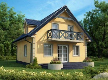 Проект среднего дома №2
