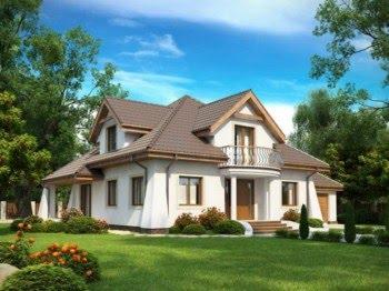 Проект большого дома №1