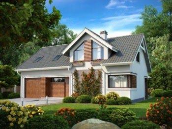 Проект большого дома №2