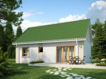 Проект небольшого дома №1