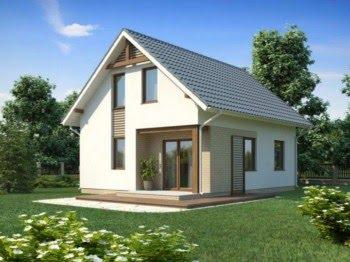 Проект небольшого дома №2