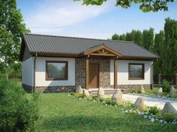 Проект небольшого дома №3